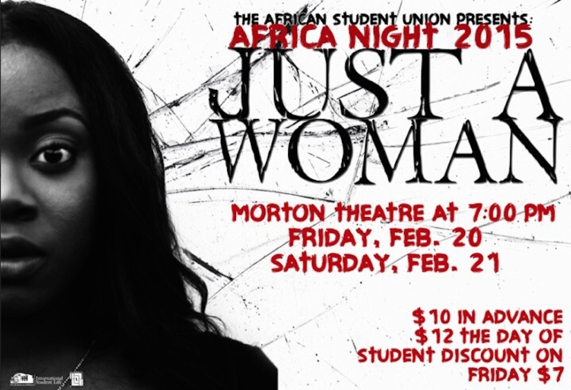 Africa Night to Promote Modern Feminism