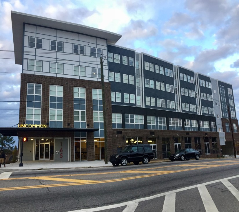 Luxury Student Apartments Move Into DowntownAthens