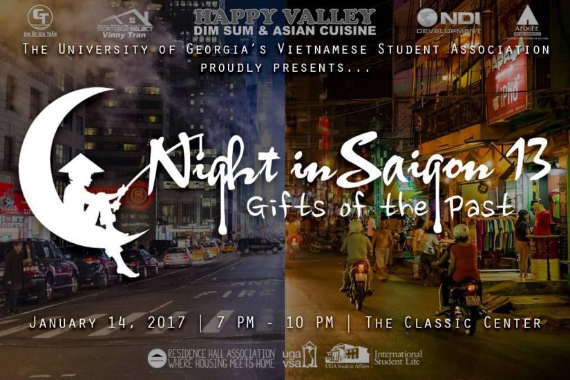 UGA's Vietnamese Student Association hosts Night inSaigon