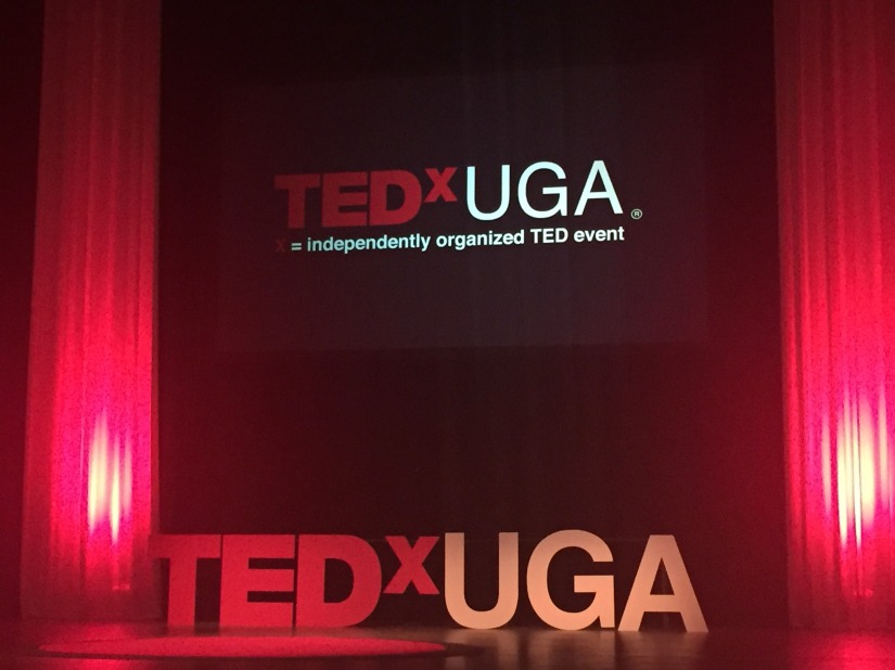 Wide spectrum of ideas shared at fifth annualTEDxUGA